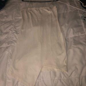 Ivory mini dress from windsor